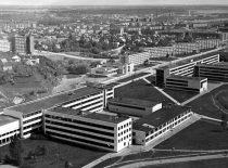 Kauno politechnikos instituto (dab. Kauno technologijos universiteto) studentų miestelis, 20 a. 8-9 deš.