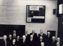 Research Council of KPI Faculty of Chemical Technology, 1985.