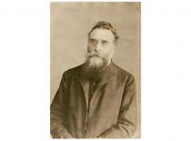 J. Basanavičius, 1905. (Original is in KTU Library)