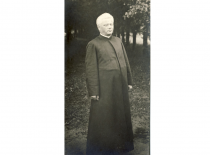 Priest, writer, prof. Juozas Tumas Vaižgantas participated in the activities of the Lithuanian book smugglers (knygnešiai), established secret Lithuanian schools, published Catholic publication