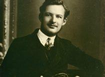 Adolfas Damušis – student of the university, 1932. (From the archive of A. Damušis family)
