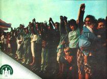 Sąjūdžio plakatas, 1989 m.
