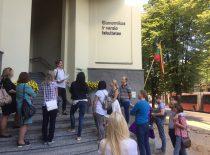 2014 m. Ekonomikos ir verslo fakultetas persikėlė į naujus rūmus (Donelaičio g. 20).