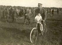Army festival in Alytus, 1924.