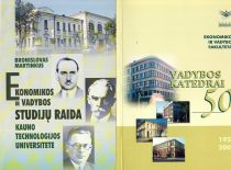 Publications of the faculty, 1998–2002.